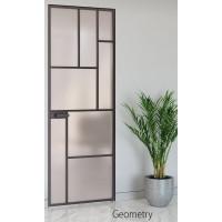 Межкомнатные алюминиевые двери Aludoors Geometry