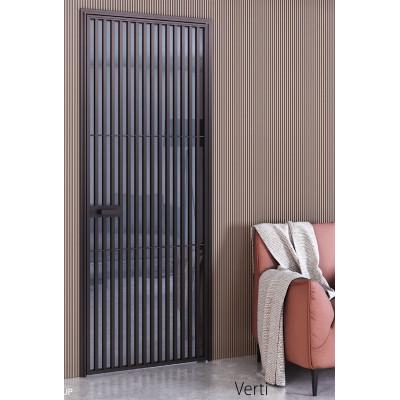 Межкомнатные алюминиевые двери Aludoors Verti