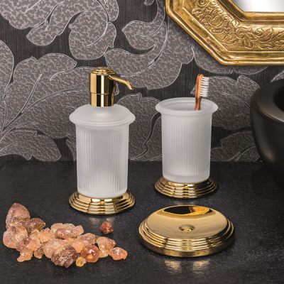 Дозатор жидкого мыла Colombo Hermitage B9336
