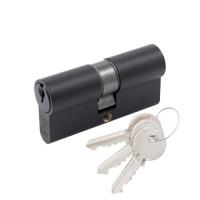 Цилиндр цветной Cortelezzi Primo 116 30x30 ключ/ключ черный