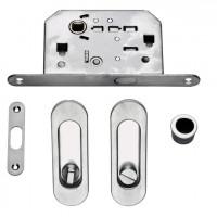 Комплект для раздвижных дверей Forme Ovale KO04