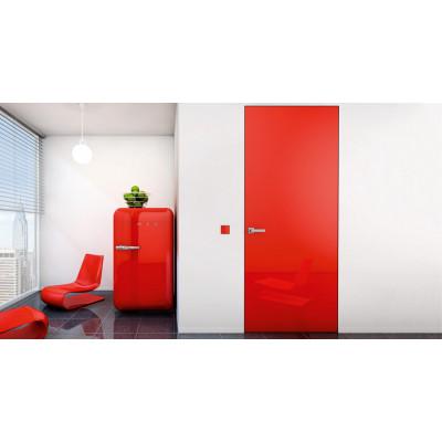 Скрытые двери Secret Doors покрашенные по RAL