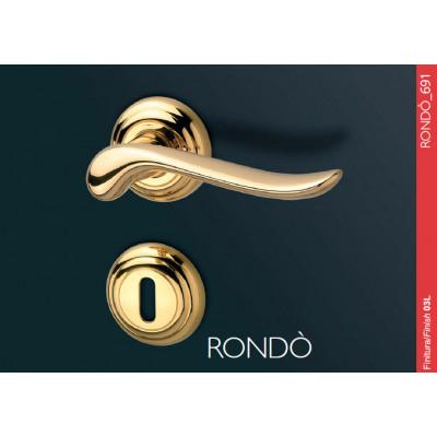 Дверные ручки Mandelli RONDO