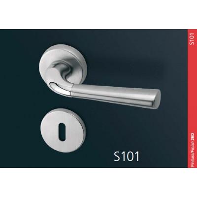 Дверные ручки Mandelli S101