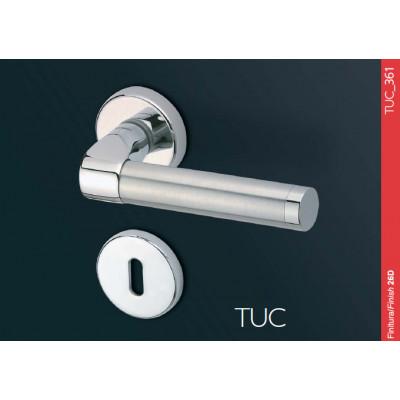 Дверные ручки Mandelli TUC фото, изображение.
