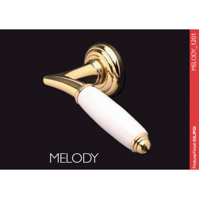 Дверные ручки Mandelli MELODY