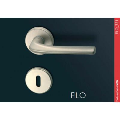 Дверные ручки Mandelli FILO
