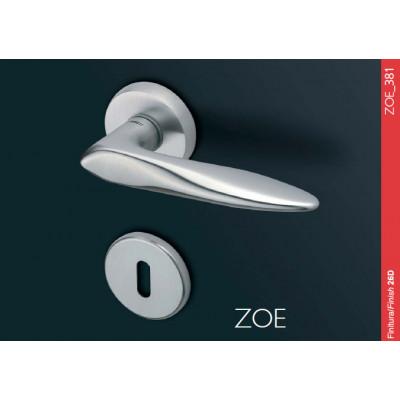 Дверные ручки Mandelli ZOE фото, изображение.