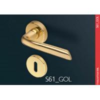 Дверные ручки Mandelli S60 GOL