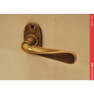Дверні ручки Mandelli REX фото, зображення.