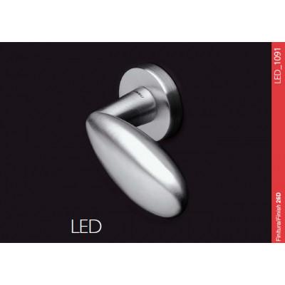 Дверные ручки Mandelli LED