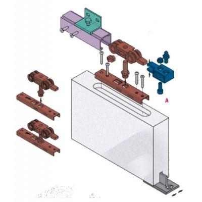 Раздвижная система Koblenz 0450