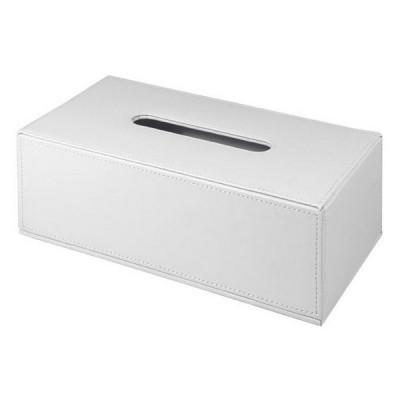 Раздатчик бумажных салфеток белый Colombo Black & White B9203