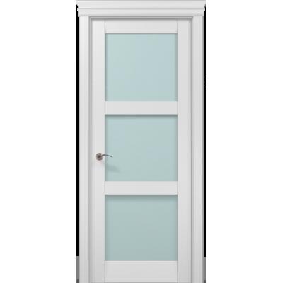 Двери Миллениум ML-07 сатин