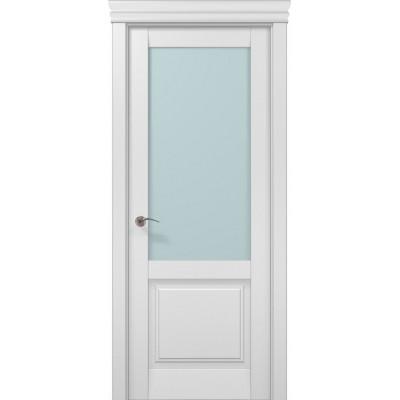 Двери Миллениум ML-11 сатин